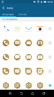 Theme - 4 (icons)
