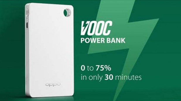 Vooc Power Bank