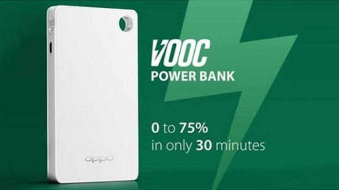 Vooc Power Bank