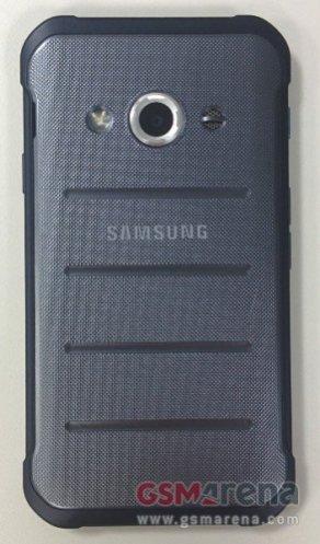Samsung XCover 3 Rear