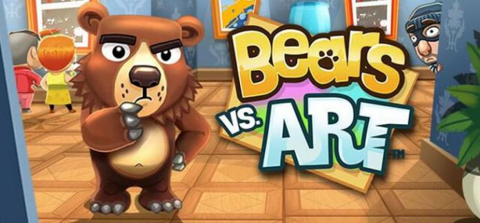 Bear vs Art