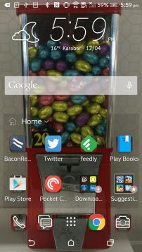 HTC Sense Home Widget - Home Widget