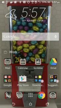 HTC Sense Home Widget - Work