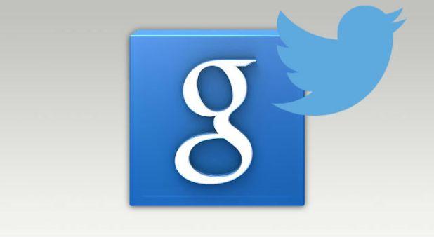 Google Search - Twitter