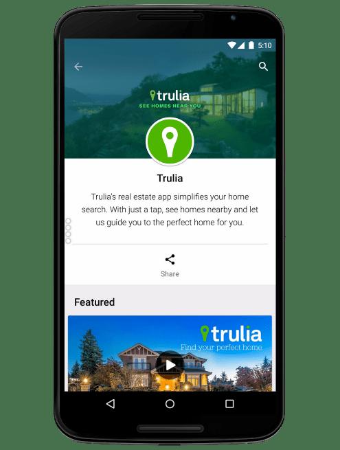 Developer Page Mobile