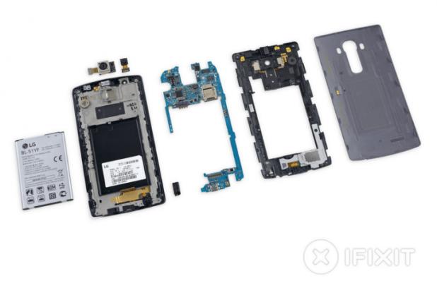 LG G4 - Ifixit Teardown