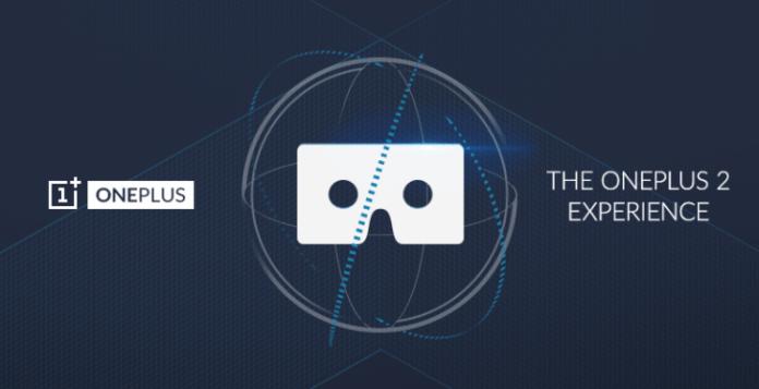 OnePlus 2 Cardboard