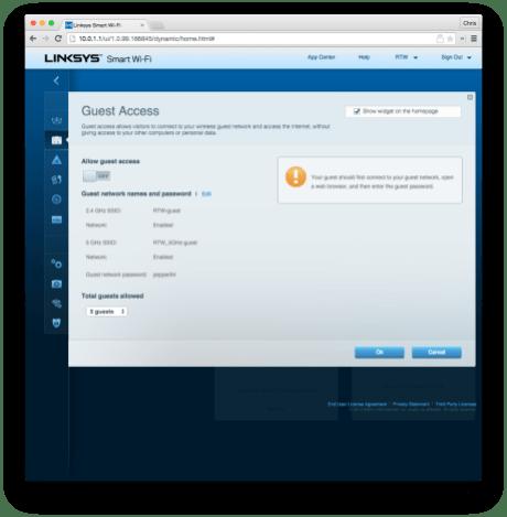 Configure Guest Access