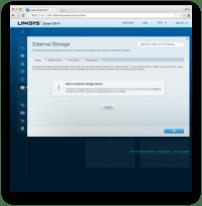 Access external storage