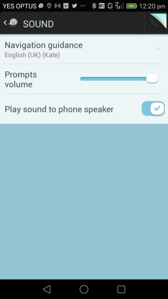 Waze - Sound