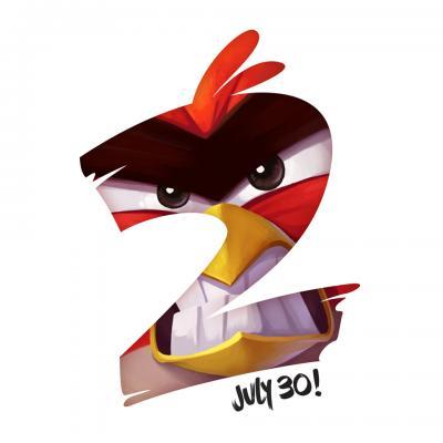 Angry Birds 2 Logo
