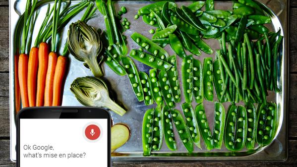 Google Master Chef