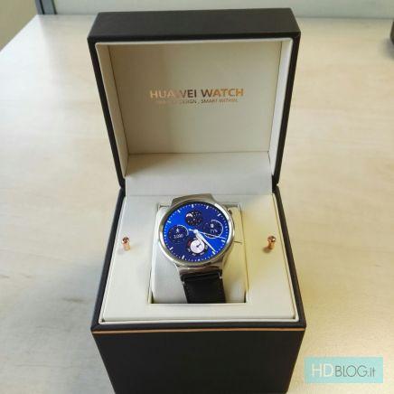 Huawei Watch in Box