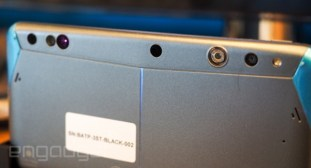 Engadget - Intel Project Tango phone 4