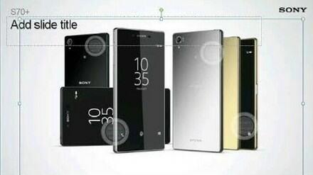 Sony-Xperia-S70 Z5 Ultra