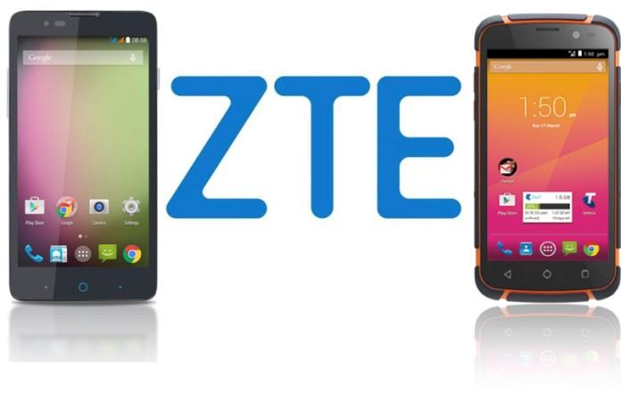 ZTE Blade V & Telstra Tough Max