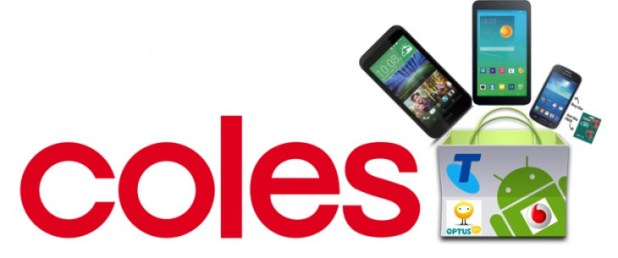 Coles Shopping Logo