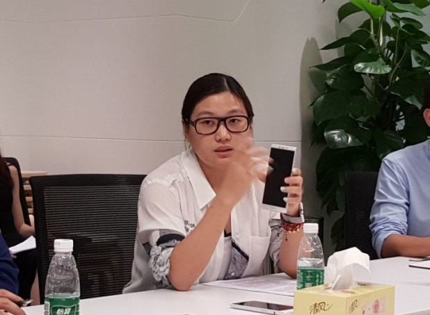 Ann Li, Chief Designer