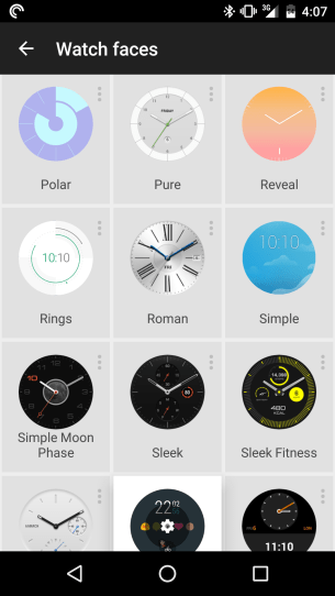Huawei Watch Faces 4