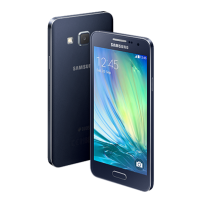 Samsung Galaxy A3 - Front & Back