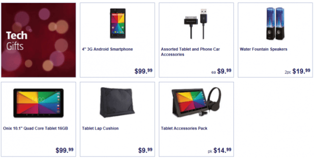 Aldi Tech Gifts