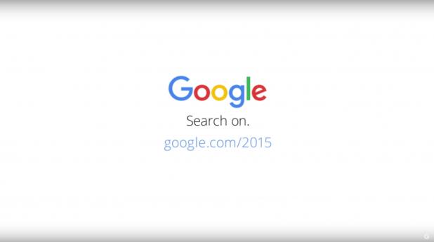 Google - Search 2015