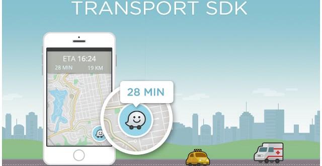 Waze announce an integration SDK along with 6 app