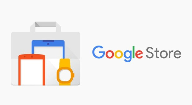 You can currently buy products from the Google Store in