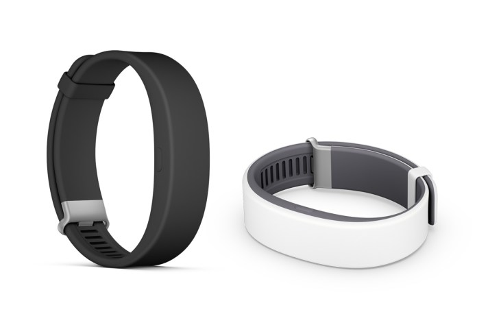 Smartband 2 White and Black