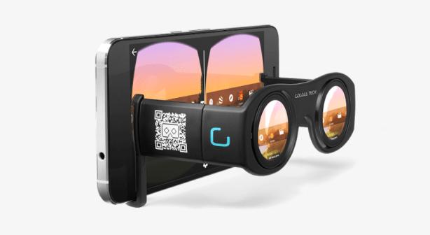 GoggleTech C1