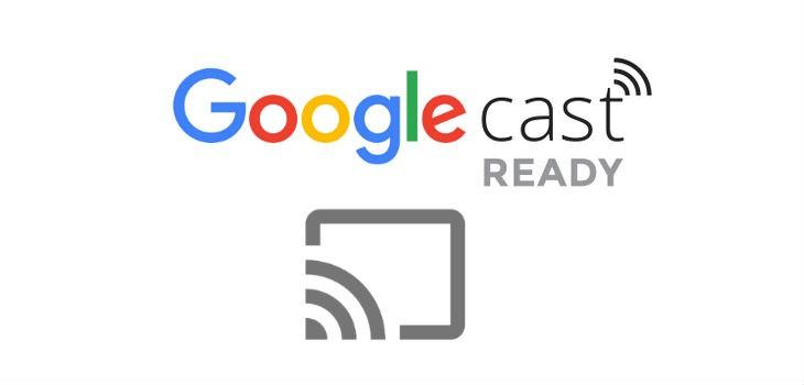 Google to rebrand Google Cast as Chromecast built in