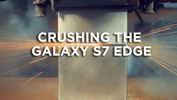 crush the galaxy s7