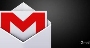 Gmail Header