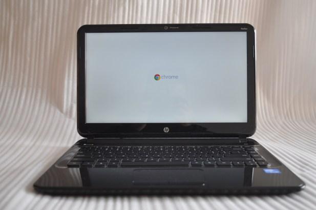 HP Pavillion 14(c001tu) Chromebook — Review