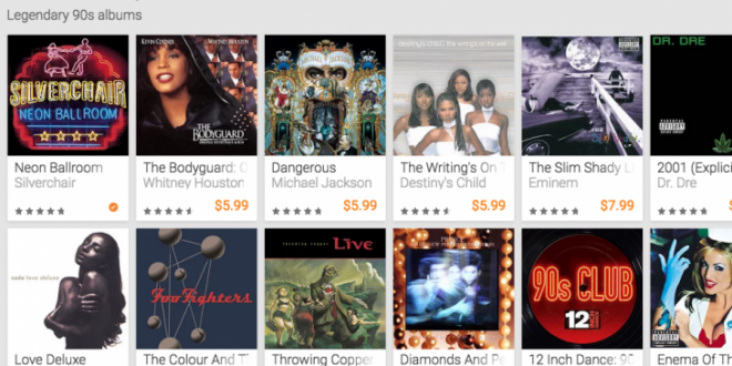 the silver chair movie 2015 maple dining chairs google shows off a selection of 90 s albums in play music gives you silverchair neon ballroom for free
