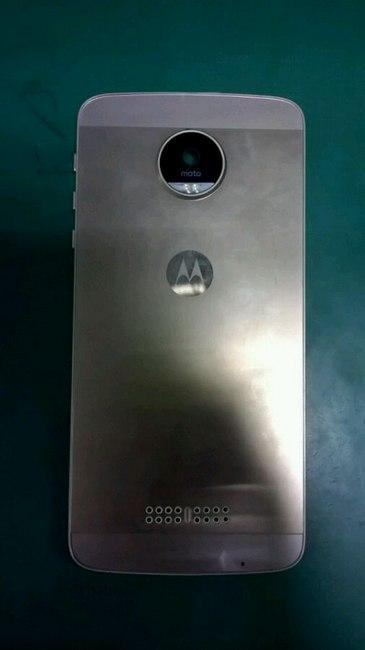 Moto X 2016 early build