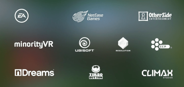 daydream app partners