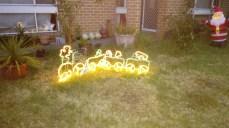 Christmas lights with LED flash