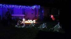 Christmas Decorations no flashlight