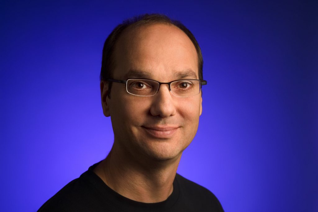 Andy Rubin takes a leave of absence from Essential