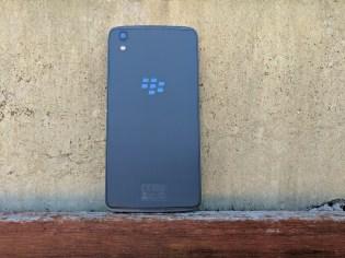 BlackBerry DTEK50 - Full rear shot