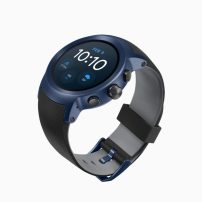 LG Watch Sport Dark Blue 3