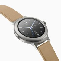 LG Watch Style Silver 3