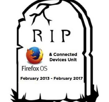 Mozilla is officially killing off its disastrous and ill