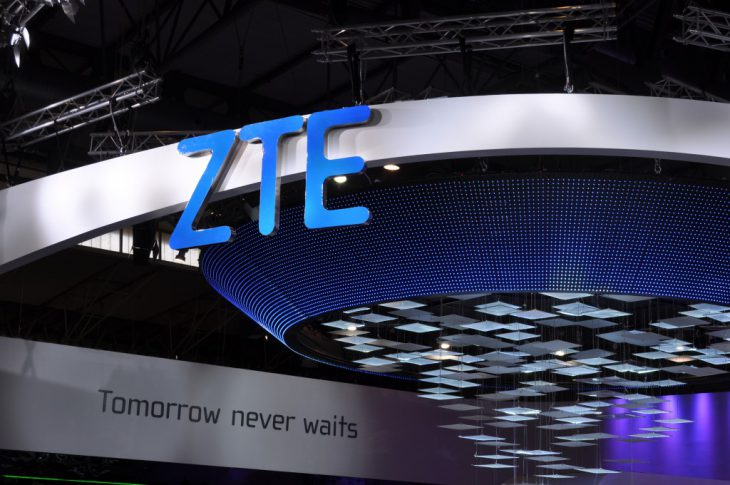 USA  ban on China's ZTE lifted