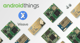 Google release the developer preview 2 for their IoT platfrom, Android Things