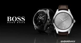 Hugo Boss Touch smartwatch running Android Wear 2.0 coming in August