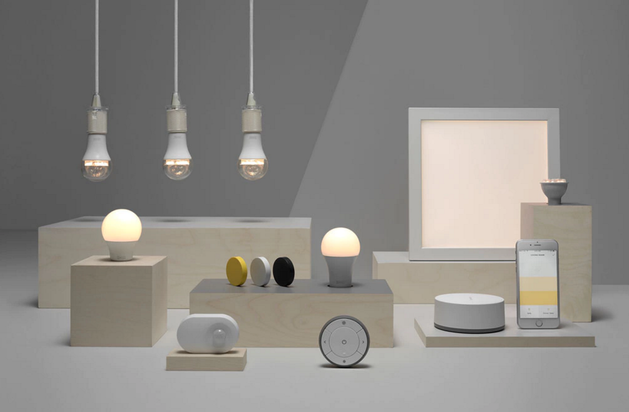 Ikea's Smart Lighting Is Here To Save Us All