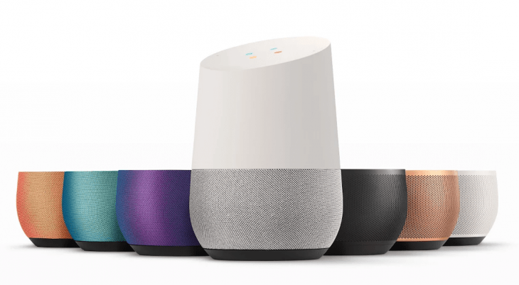 Google Home receives support for Bluetooth Streaming