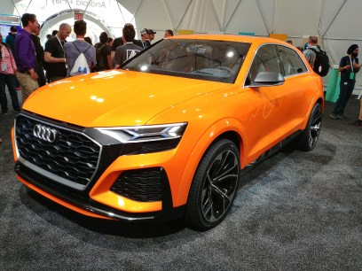 Audi Android